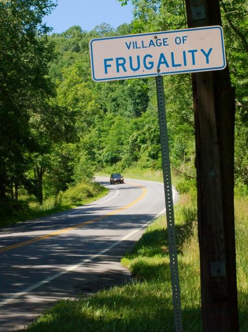 Village of Frugality, Cambria County, Pennsylvania